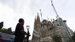 Recordadas vítimas de atentados jiadistas de Barcelona em 2017