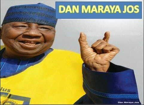 Famous Hausa musician Adamu Danmaraya