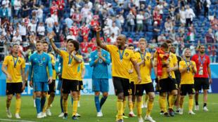 A Bélgica levou o terceiro lugar na Copa do Mundo da Rússia após bater a Inglaterra por 2 a 0.