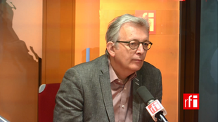 Pierre Laurent, secrétaire général du PCF, le 27/04/2017 à RFI.