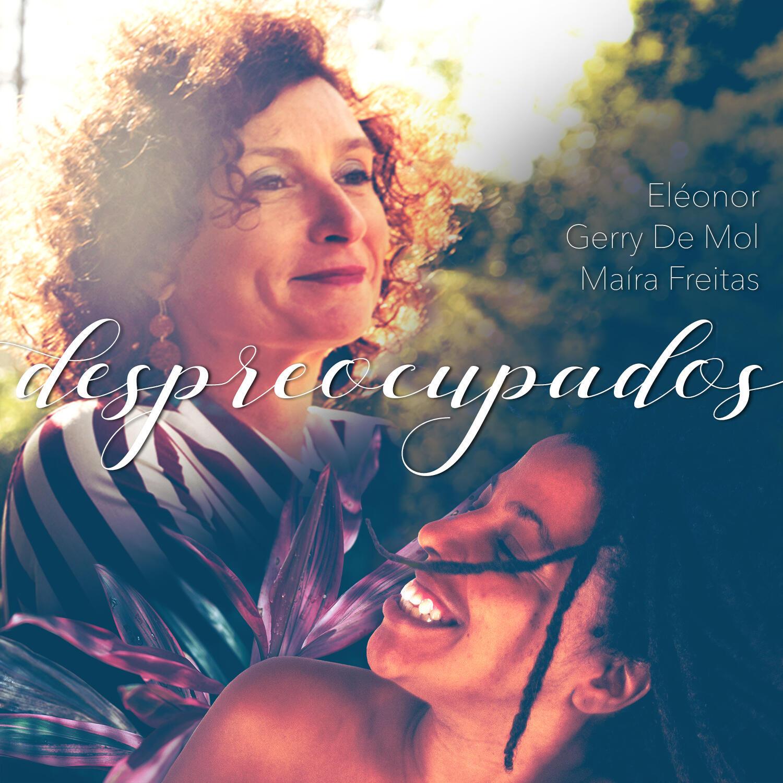 """Samba """"Despreocupados"""" é interpretado pela brasileira Maíra Freitas, filha de Martinho da Vila, e pela belga Eléonor."""