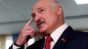 Le président biélorusse Alexander Loukachenko.