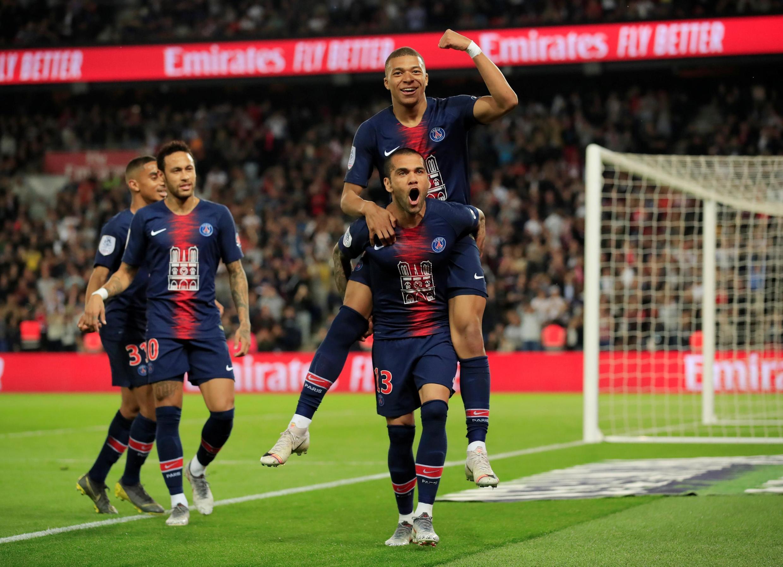 Kylian Mbappé a réalisé une saison 2018-2019 énorme avec le PSG en Ligue 1.