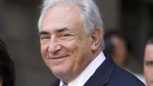 O ex-chefão do FMI, Dominque Strauss Kahn.