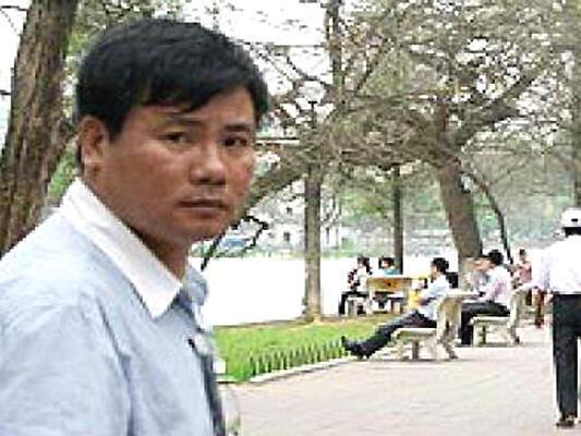 Blogger Trương Duy Nhất  (DR)