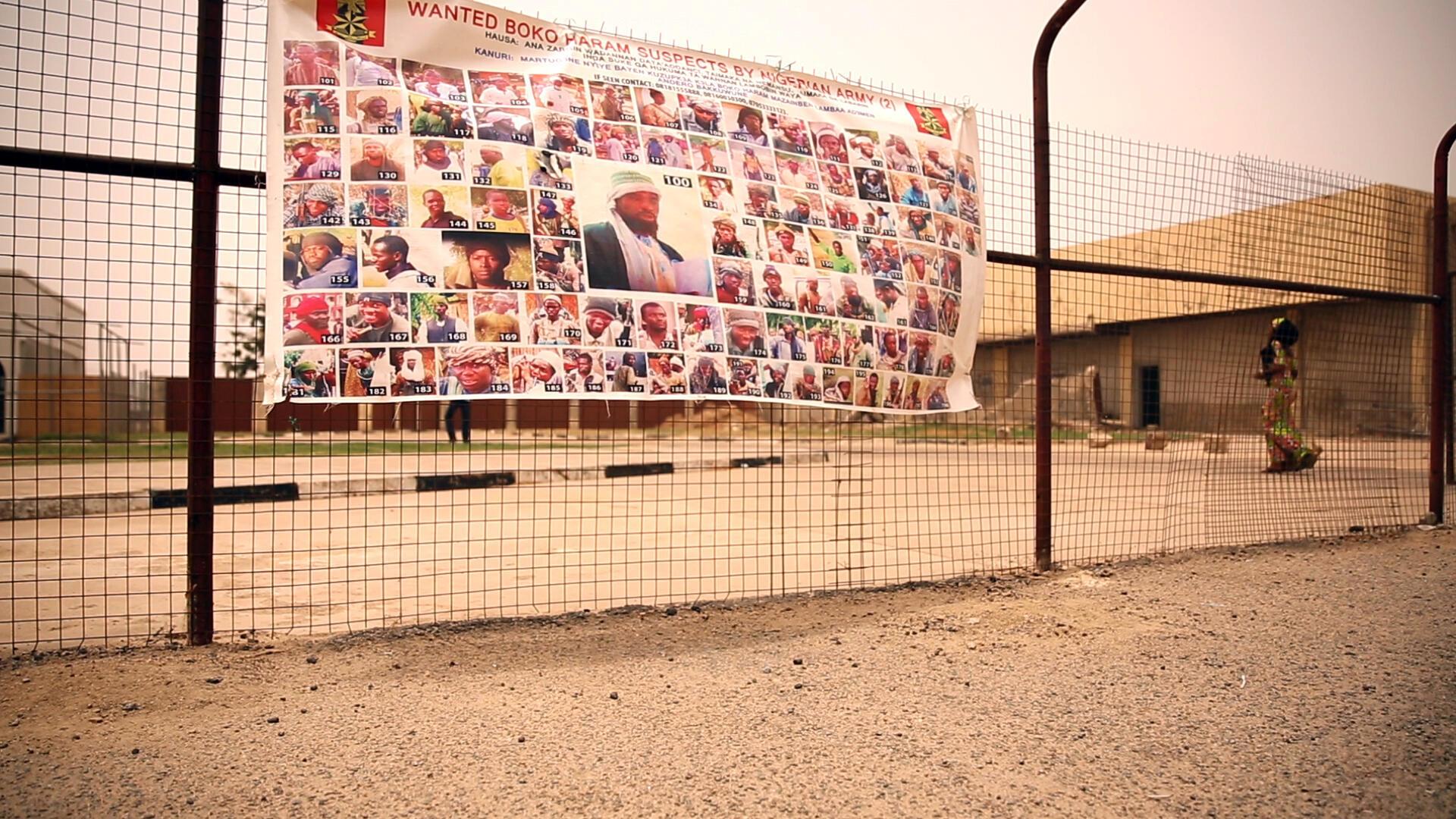 Barnawi na cikin jerin sunayen 'Yan Boko Haram 100 da Najeriya ke nema ruwa a jallo