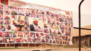Avis de recherche de 100 suspects de Boko Haram.