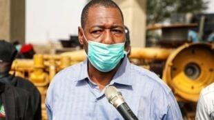 Gwamnan Jihar Borno Farfesa Babagana Umara Zulum.