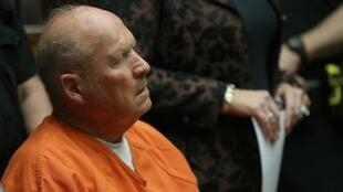"""Joseph James DeAngelo Jr., pictured at his arraignment on April 27, 2018, has confessed to being the notorious """"Golden State"""" killer and rapist who stalked California during the 1970s and 1980s"""