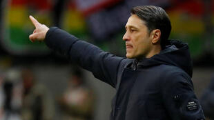 Niko Kovac is trying to steer Bayern Munich to the Bundesliga title in his first season in charge.