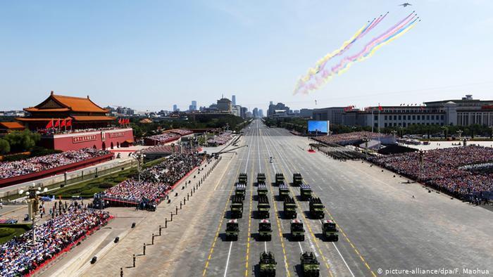 中国庆祝建国70周年
