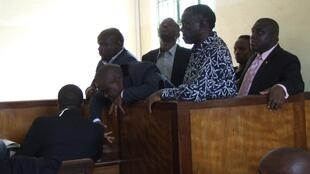 Kizza Besigye kiongozi wa upinzani nchini Uganda