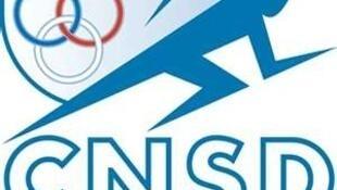 Logo du Centre National des Sports de la Défense (CNSD).