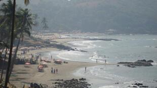 Vagatore beach, Goa