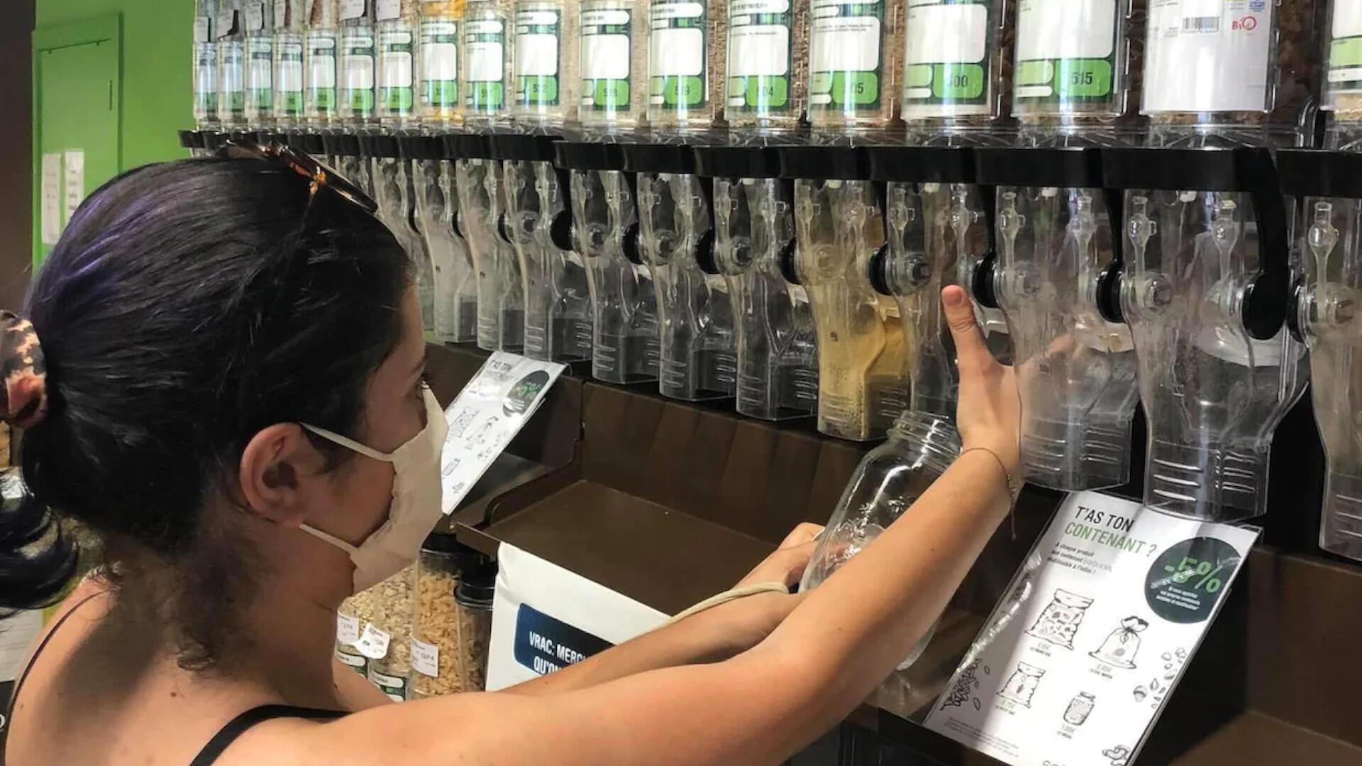 Depuis le confinement, Rachel Mandelblat se définit comme éco-consciente. Elle privilégie aujourd'hui des produits locaux et de saison.