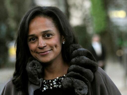 In the spotlight: Isabel dos Santos