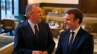 Après 24 heures de tractations, la crise a semblé se dégonfler vendredi soir entre François Bayrou et La République en marche d'Emmanuel Macron.