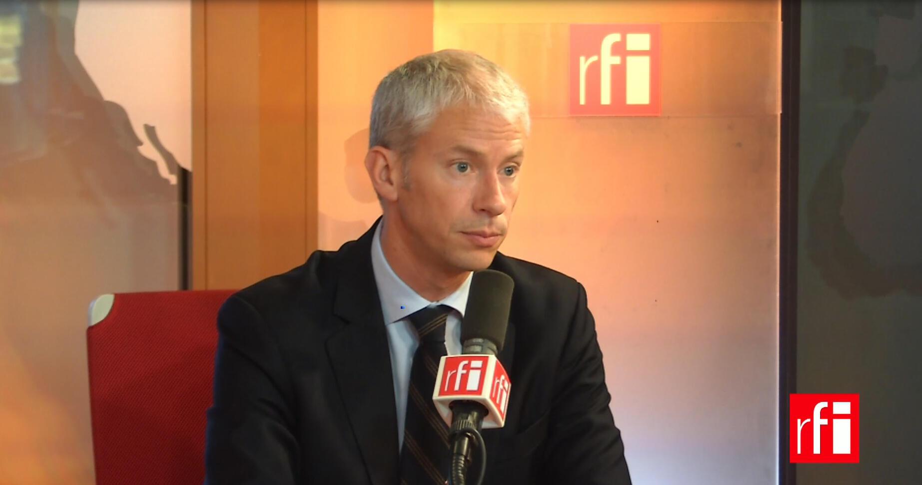 Franck Riester.
