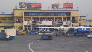L'aéroport de Kinshasa. (Photo d'archives)