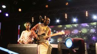 Amadou et Mariam font partie des têtes d'affiche du festival Acoustik de Bamako (photo d'illustration).