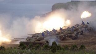 台灣的漢光軍事演習