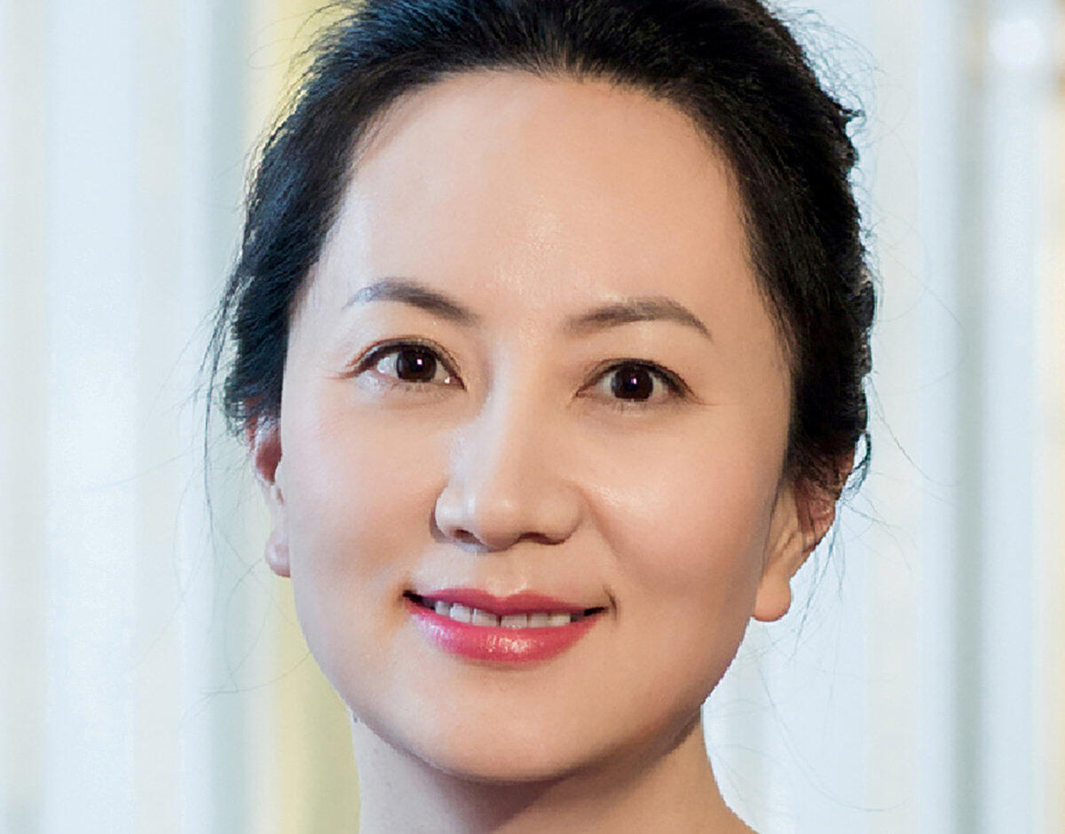 Huawei CFO Meng Wanzhou, who was held on an extradition warrant in Vancouver, British Columbia, Canada December 11, 2018.