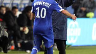 Auteur du premier but de son équipe samedi 16 décembre 2014, avec un geste de grande classe, Ryad Boudebouz s'est montré décisif face à Rennes.