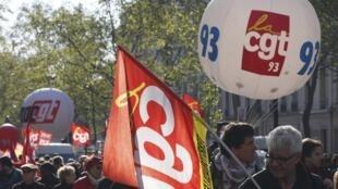 Cette année, la CGT manifestera, avec Force Ouvrière et la FSU Solidaires, à la fois contre l'extrême droite et les reculs sociaux.
