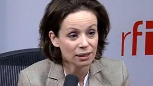 Isabelle Rivere, journaliste spécialiste des grandes familles royales d'Europe et co-auteur de Lady D (Editions Robert-Laffont).