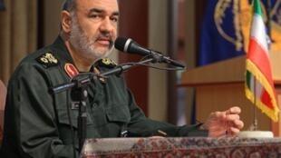 سردار حسین سلامی، جانشین فرمانده کل سپاه پاسداران