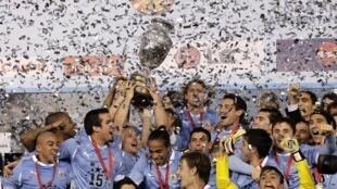 La Céleste savoure sa 15e Copa America, un record!