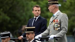 Франция меняет свою военно-космическую доктрину. Военно-воздушные силы в перспективе станут воздушно-космическими