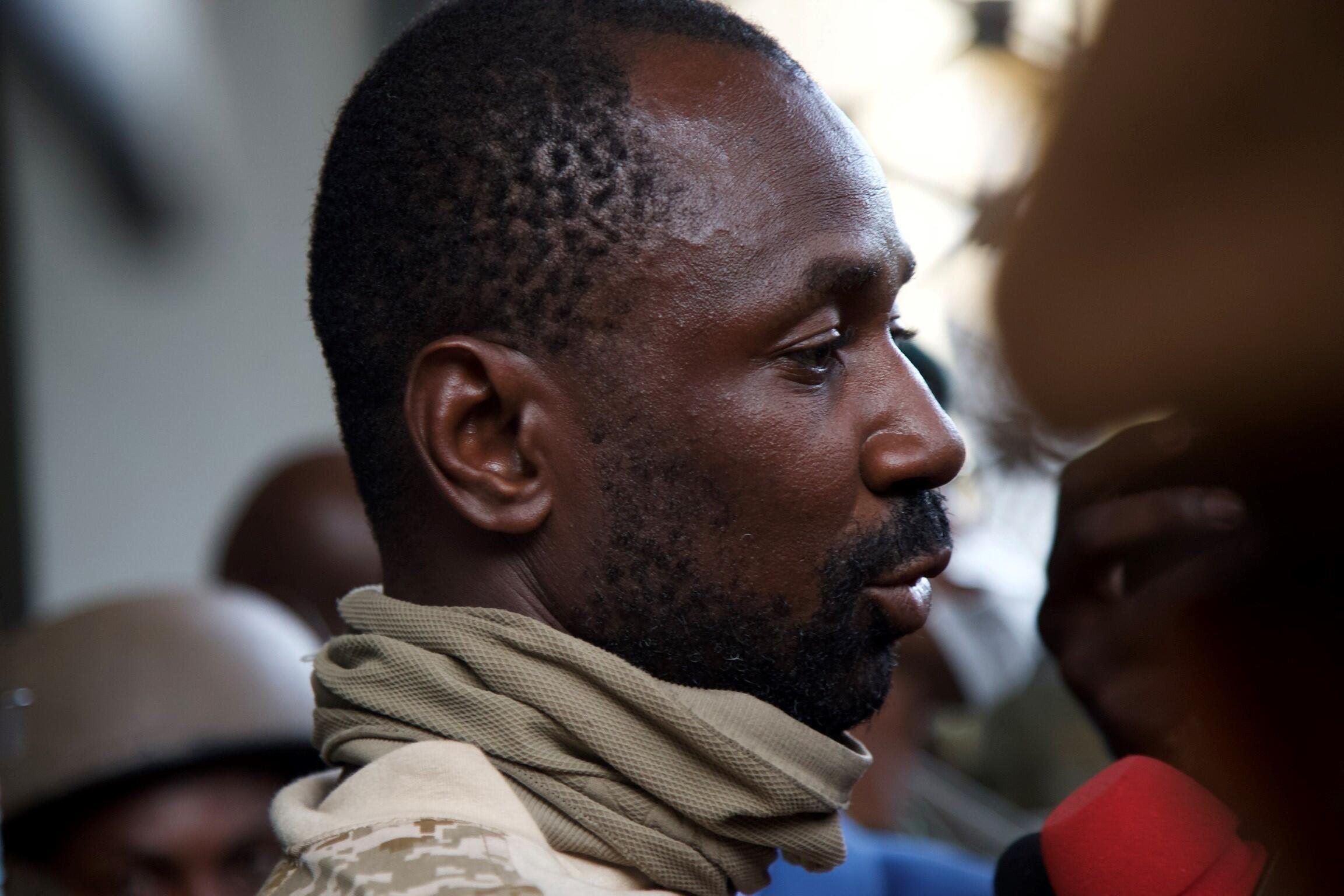 Malian strongman colonel Assimi Goita is a former special forces commander
