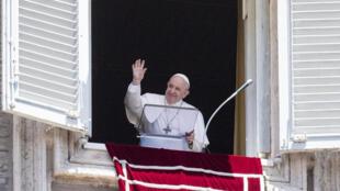 El Papa Francisco, fotografiado el pasado 27 de junio en el Vaticano
