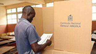 Angola: Eleições Gerais