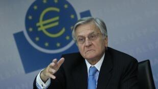 Jean-Claude Trichet, ex-président de la BCE.