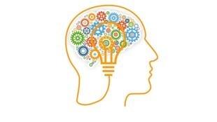 Logo du colloque «Cerveau en lumières» du CNRS.