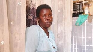 Le mari de Jennyfer n'accepte toujours pas son enfant né d'un soldat de la LRA.