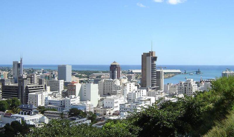Une vue de Port-Louis, la capitale de l'Ile Maurice (image d'illustration).