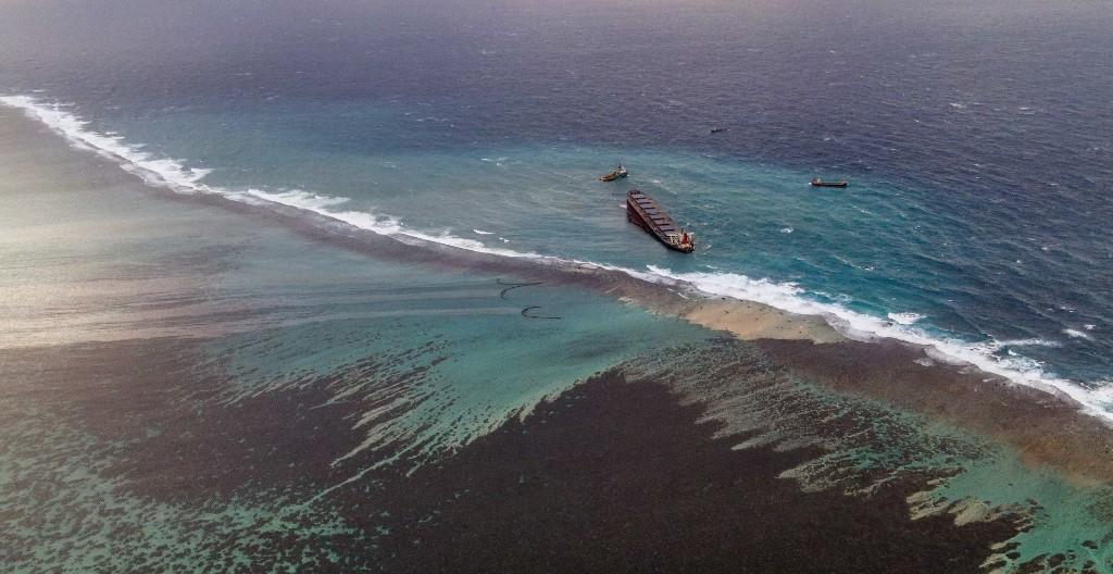 Maurice fait face à sa plus grave catastrophe écologique de son histoire. Un déversement d'hydrocarbures, qui a commencé le 6 août, affecte le sud-est de l'île.
