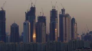 Dubaï, ville-émirat aux projets pharaoniques.