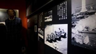 香港六四博物馆2014年4月20日