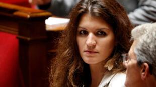 Госсекретарь по вопросу равенства женщин и мужчин Марлен Шьяппа