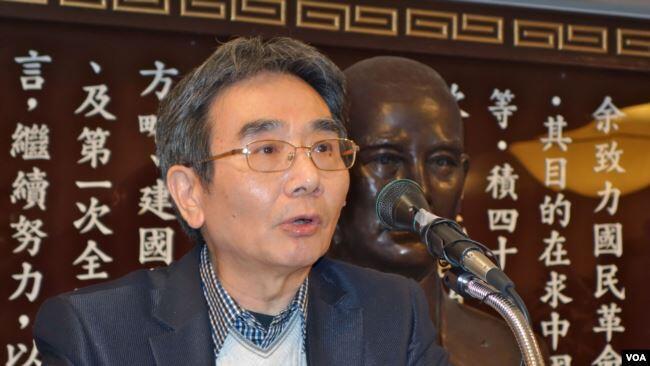 《縱覽中國》網刊發行人兼主編陳奎德先生