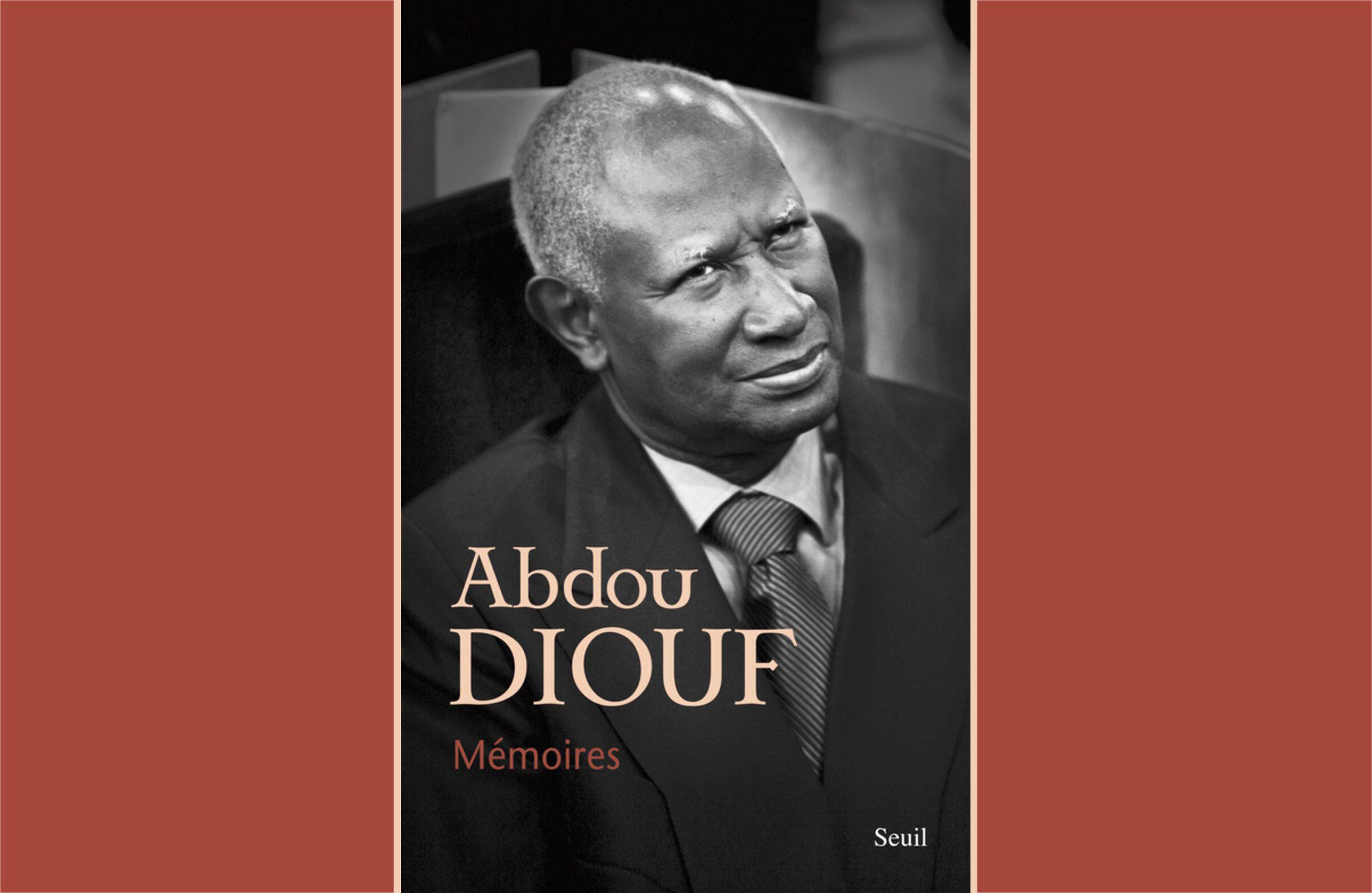 <i>Mémoires, </i>d'Abdou Diouf, paru aux Editions du Seuil. (novembre 2014)