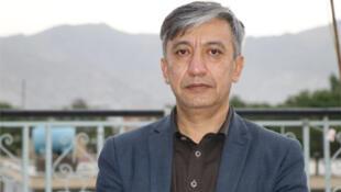 داوود ناجی، فعال سیاسی مقیم کابل