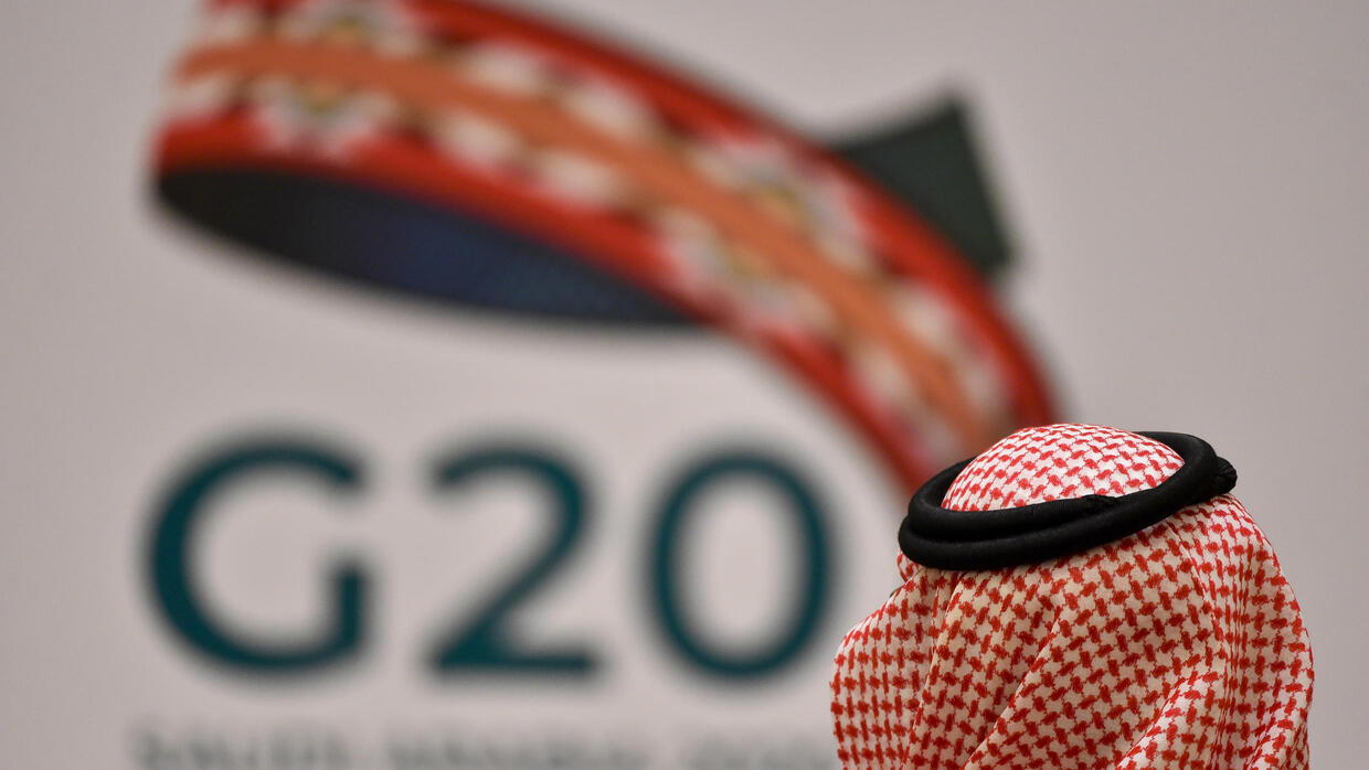 Saudi calls for 'virtual' G20 summit over coronavirus - RFI