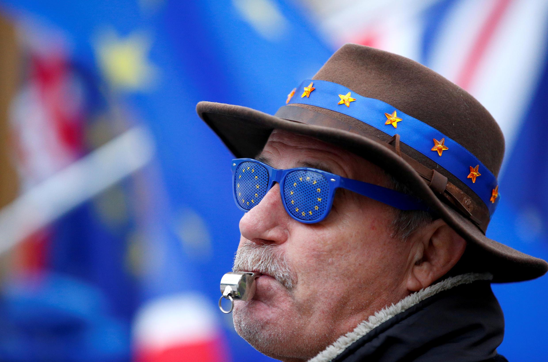 Londres recusa estatuto diplomático de Estado à União europeia