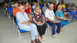 Brasil fica em 58ª posição em ranking de bem-estar dos idosos. Palestra Procon Direito do Idoso.  Foto: Marcos Pertinhes.