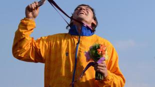 Carlos Mario Oquendo, bronce JJOO 2012.